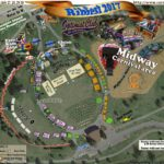 Ribfest Overview Map
